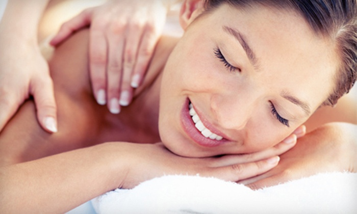 Affordable Spa Services - The Fan: 60- or 90-Minute Massage or 60-Minute Hot-Stone Massage at Affordable Spa Services (Up to 52% Off)