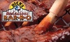 Dick's Bodacious Bar-B-Q (downtown) (IN) - Downtown Indianapolis: $10 for $20 Worth of Texas Barbecue and Drinks at Dick's Bodacious Bar-B-Q