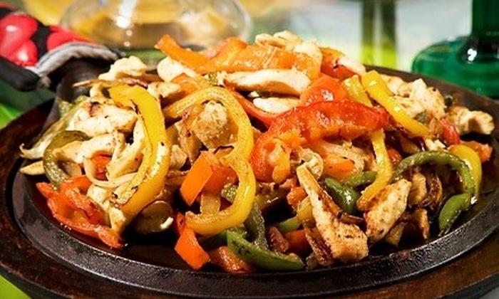 La Frontera Mexican Grill - Hackensack: $25 for Mexican Dinner for Two at La Frontera Mexican Grill in Hackensack ($61.85 Value)