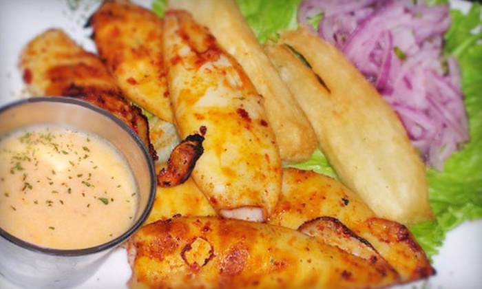 Quechua - South Norwalk: $20 for $40 Worth of Peruvian Cuisine at Quechua in Norwalk