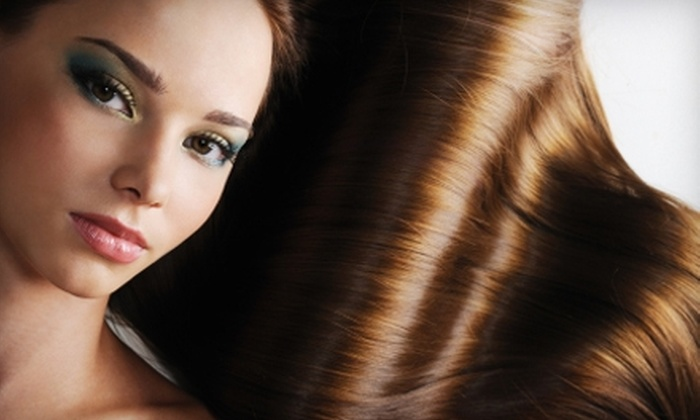 Shampology Salon and Supply - Downtown Miami: $99 for Coppola Keratin Hair-Smoothing Treatment at Shampology Salon and Supply (Up to $450 Value)