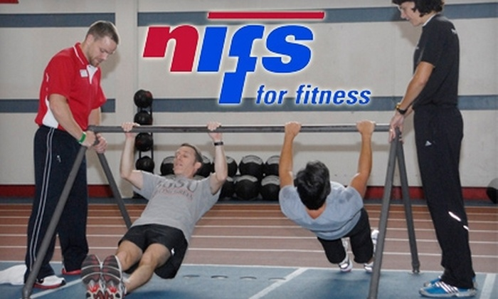 National Institute for Fitness & Sport - Central Indianapolis: $25 for Five High Intensity Training Classes at the National Institute for Fitness and Sport (Up to $70 Value)
