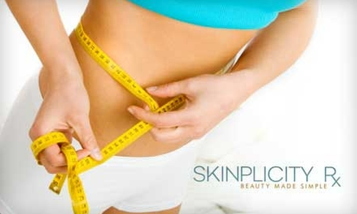Skinplicity Rx - Delray Beach: $60 for a Sudatonic Body Wrap at Skinplicity Rx ($175 Value)