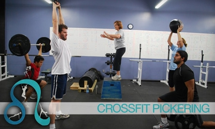 Crossfit Pickering - Toronto (GTA): $49 For Eight Group Core Fitness Classes at CrossFit Pickering