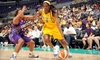 Los Angeles Sparks - Downtown Los Angeles: Los Angeles Sparks WNBA Game at the Stapes Center. Five Games Available.