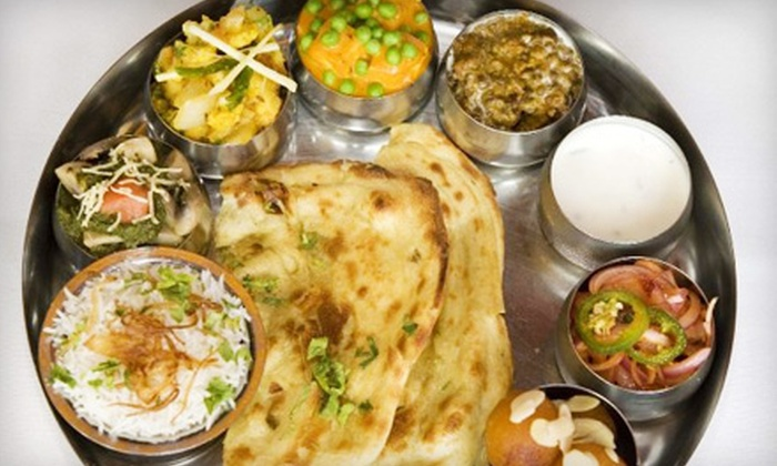 Rangoli - South Riding: $15 for $30 Worth of Authentic Indian Fare at Rangoli in Chantilly