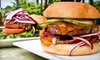 TD Homer's Grill - Southington: American Food and Drinks at TD Homer's Grill (Half Off). Two Options Available.