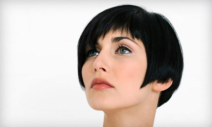 Primp Salon - Falmouth: $25 for a Haircut and Style at Primp Salon