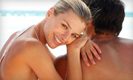 2 Sunless- or UV-Tanning Sessions - Sun Tan City in Auburn