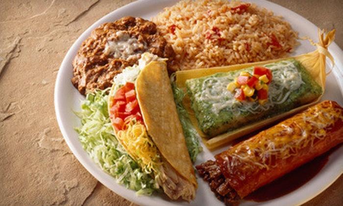 Familia Diaz - The Oaks: $12 for $25 Worth of Mexican Fare at Familia Diaz