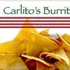 60% Off at Carlito's Burritos