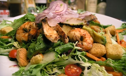 $40 Groupon to DiSalvo's Trattoria - DiSalvo's Trattoria in West Palm Beach