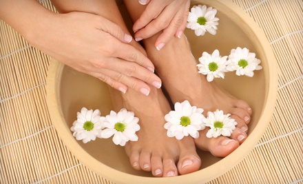 30-Minute Reflexology Session and 30-Minute Ionic Footbath Treatment (a $75 value) - Natural Health and Wellness of New England in Westboro