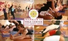 Franklin Street Yoga Center  - Downtown Chapel Hill: $20 for a Five-Class Pass to Franklin Street Yoga Center in Chapel Hill ($65 Value)