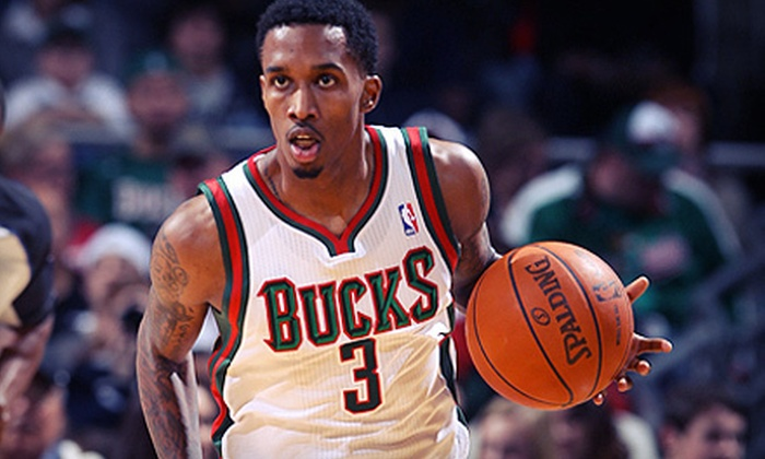 Milwaukee Bucks - Kilbourn Town: One Game-Day Package to See the Milwaukee Bucks at the Bradley Center. Three Games Available.