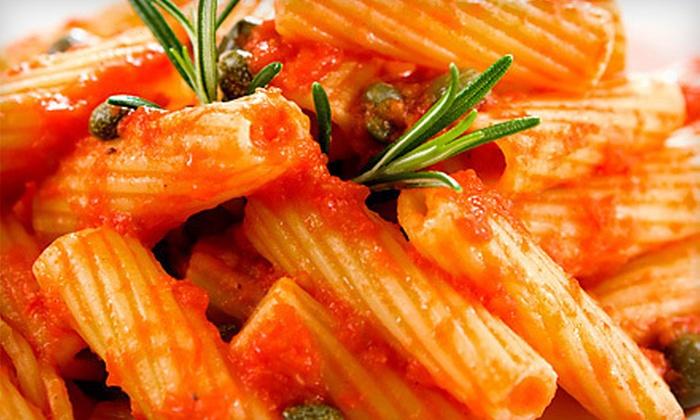Enzo & Angela The Italian Restaurant - West Los Angeles: $20 Worth of Italian Cuisine