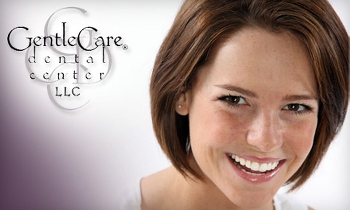 GentleCare Dental Center - Northeast Anchorage: $99 for a Dental Package with Dr. Shannon McGrane at GentleCare Dental Center ($798 Value)