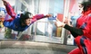 iFLY SF Bay - Union City: $36 for an Indoor-Skydiving Package with DVD at iFly SF in Union City (Up to $83.86 Value)
