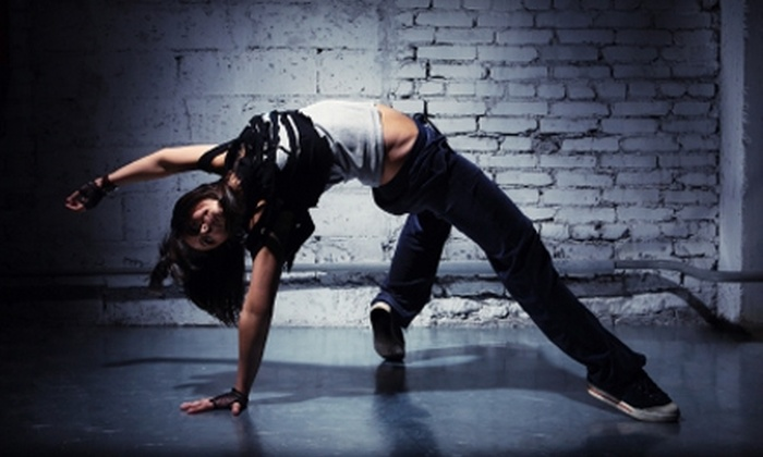 eba - Center Square: $38 for Four Dance and Fitness Classes at eba Center for Dance and Fitness (Up to $76 Value)