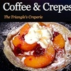 Half Off at Coffee & Crepes