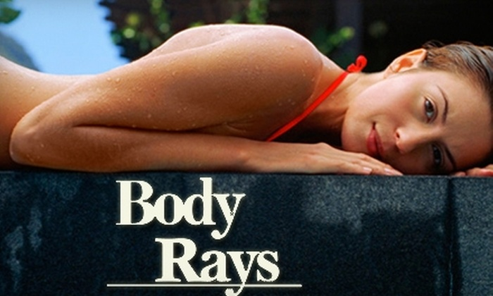 Body Rays - Arlington: $27 for a 30-Minute Massage at Body Rays ($55 Value)