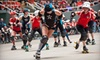 Grand Raggidy Roller Girls - Grandville: Roller-Derby Outing for Two from Grand Raggidy Roller Girls. Four Dates Available.