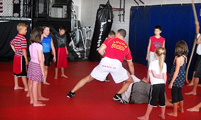 Apex Mixed Martial Arts - Amphi: $49 for 30-Day Unlimited Membership with Personal-Training Session at Apex Mixed Martial Arts