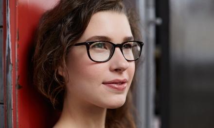 Soczewki kontaktowe, okulary korekcyjne