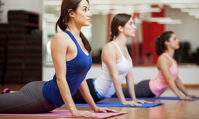 embodyFitness - Woods Corner: Two Weeks of Unlimited Yoga Classes at embodyFitness  (50% Off)