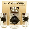 Growler and Pint Glass Sets by Talk with Chalk