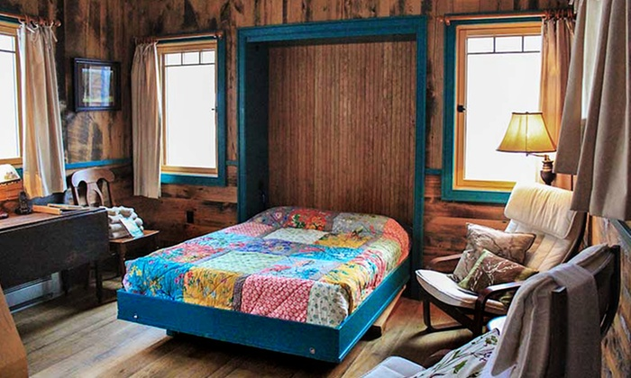 Blue Moon Rising - McHenry, MD: 2-Night Stay for Up to Four in a Cabin at Blue Moon Rising Village in McHenry, MD. Combine Up to 4 Nights.