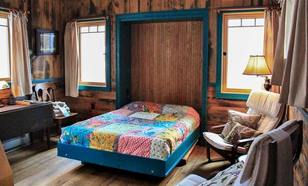 2-Night Stay for Up to Four in a Cabin at Blue Moon Rising Village in McHenry, MD. Combine Up to 4 Nights.