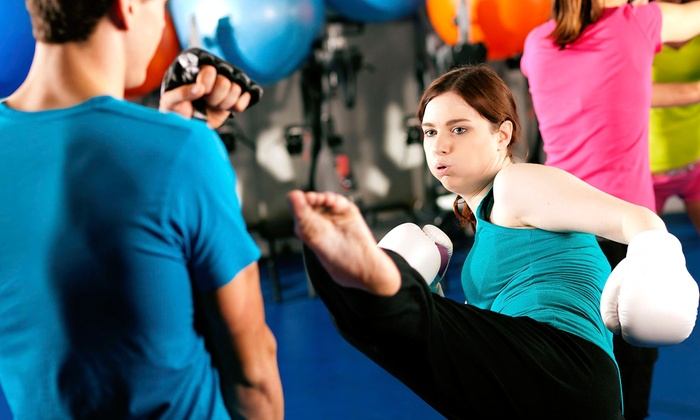 Ashcrafts Martial Fitness - Northeast San Antonio: $30 for a One-Month Martial-Arts Gym Membership to Ashcrafts Martial Fitness ($139.95 Value)