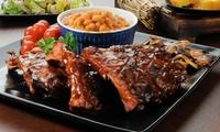 Ribs à volonté et dessert du jour pour 2 ou 4 personnes au restaurant Ribs House dès 24,90€