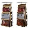 Hanging 6-Purse Closet Organizer