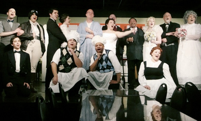 """""""The Drowsy Chaperone"""" - Lorton: """"The Drowsy Chaperone"""" with Dinner at Lazy Susan Dinner Theatre (Up to 51% Off)"""