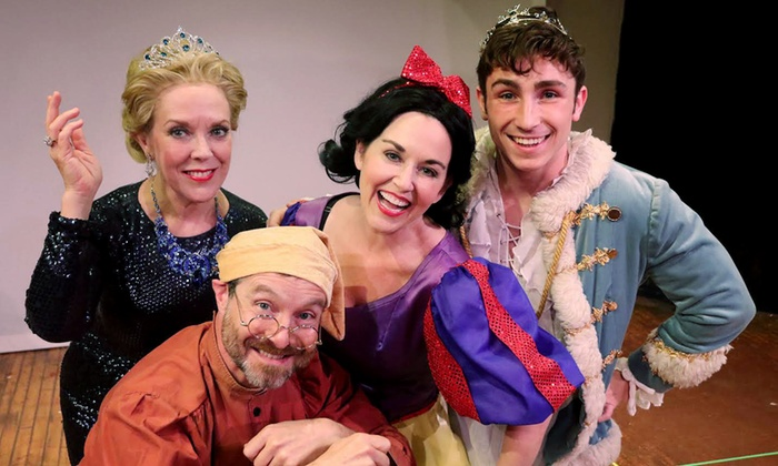 """""""Vanya and Sonia and Masha and Spike"""" - Stage West Theatre: """"Vanya and Sonia and Masha and Spike"""" at Stage West Theatre on Select Dates, June 4–July 12 (Up to 56% Off)"""