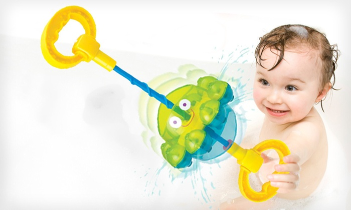 Alex Bath-Time Toys: $15 for an Alex Spin & Spray and Artist in the Tub Painting Set ($46.90 Total List Price). Free Shipping.