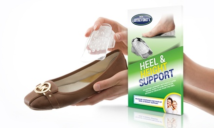 Dr.Lutaevono Heel and Height Support for £1.99 (60% Off)