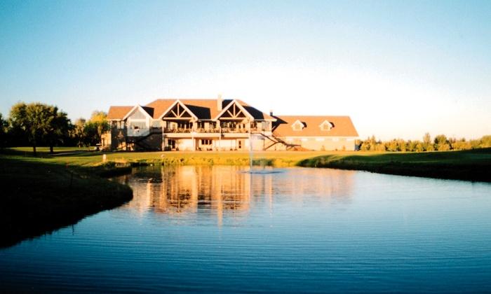 Saskatoon Golf and Country Club - Saskatoon: Lunch for Two or Four at Saskatoon Golf and Country Club (40% Off)