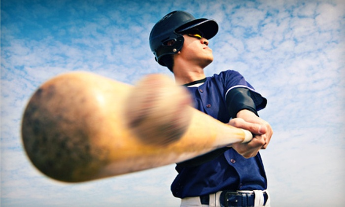 5-Tool Sports Training Center - Douglasville-Lithia Springs: $20 Worth of Batting and Pitching Practice