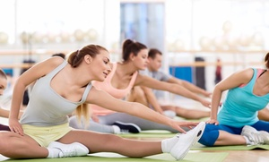 Quest Fit: One or Three Months of Unlimited Group Fitness Classes at Quest-Fit (Up to 90% Off)