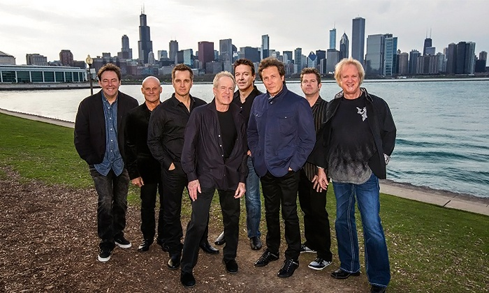 Chicago and Earth, Wind & Fire - DTE Energy Music Theatre: Chicago and Earth, Wind & Fire at DTE Energy Music Theatre on August 26 (Up to 58% Off)