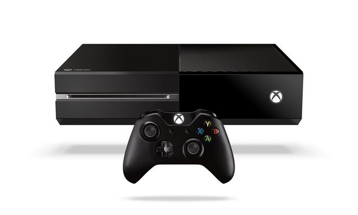 Microsoft Xbox One 500GB Console: Microsoft Xbox One 500GB Console
