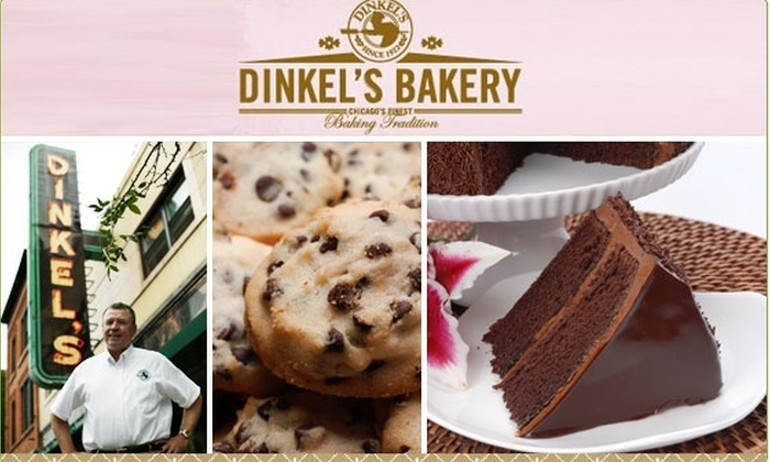 Dinkel's Bakery - Lakeview: $5 for a $15 Groupon to Dinkel's Bakery