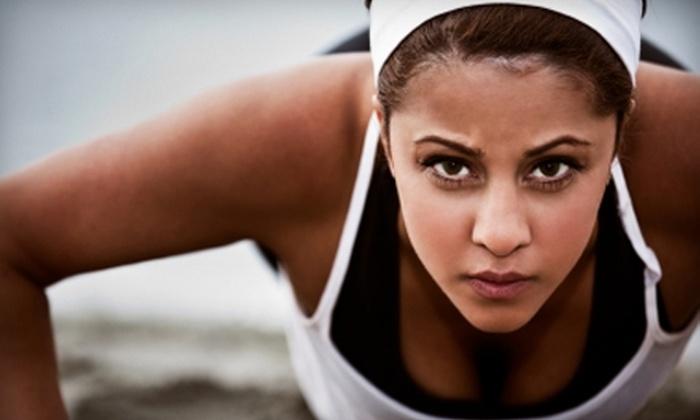 Maximum Fitness - Mount Washington: $49 for a Four-Week Boot Camp at Maximum Fitness in Mount Washington ($299 Value)