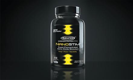 MuscleTech NanoStim 110-Count Rapid-Release Tablets