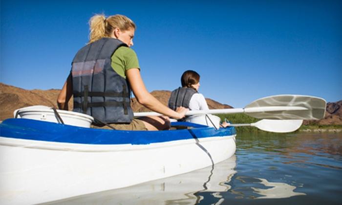 Desert Adventures - Boulder City: $39 for a Kayak 101 Class from Desert Adventures in Boulder City ($79 Value)