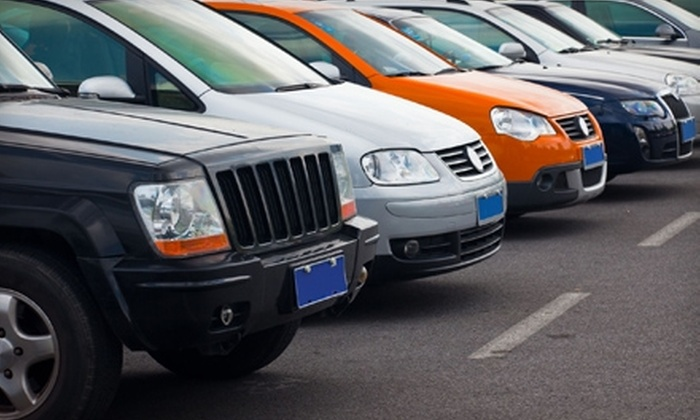 ParkSmartMPLS - Multiple Locations: One Month of Parking at ParkSmartMPLS (Up to $199 Value). Choose One of Seven Options.
