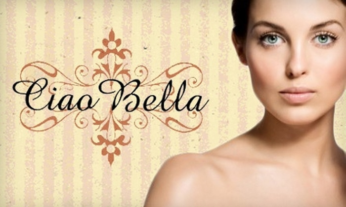 Ciao Bella Aesthetics - Lincoln: $50 for an Advanced Chemical Peel at Ciao Bella Aesthetics & Permanent Cosmetic ($120 Value)
